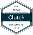 Clutch TOP3 AR/VR logo