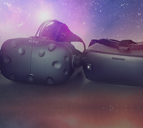 Virtual Reality Game Development