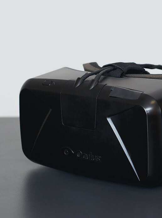 Oculus game development