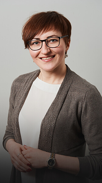 Svetlana Lobazeve, Head of Digital Marketing