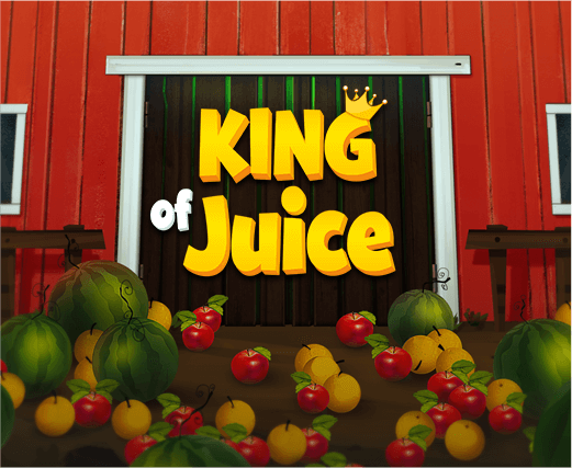 King of Juice game development for Leap Motion