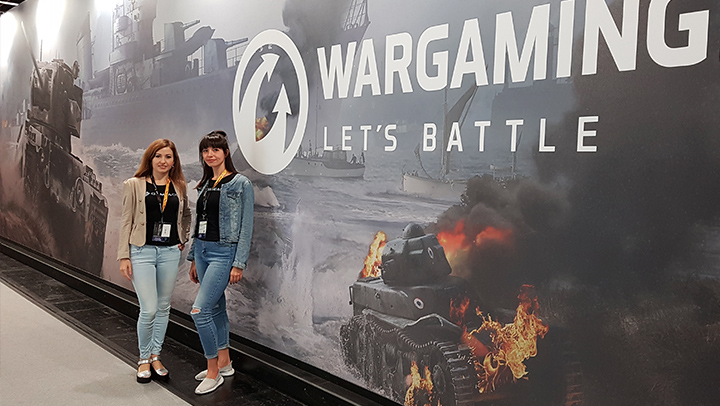 Game-Ace with Wargaming