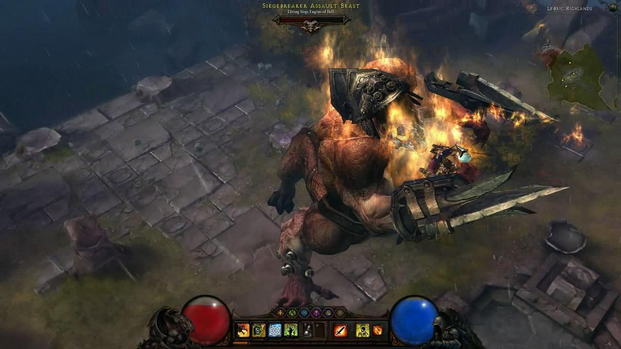 Diablo III RPG