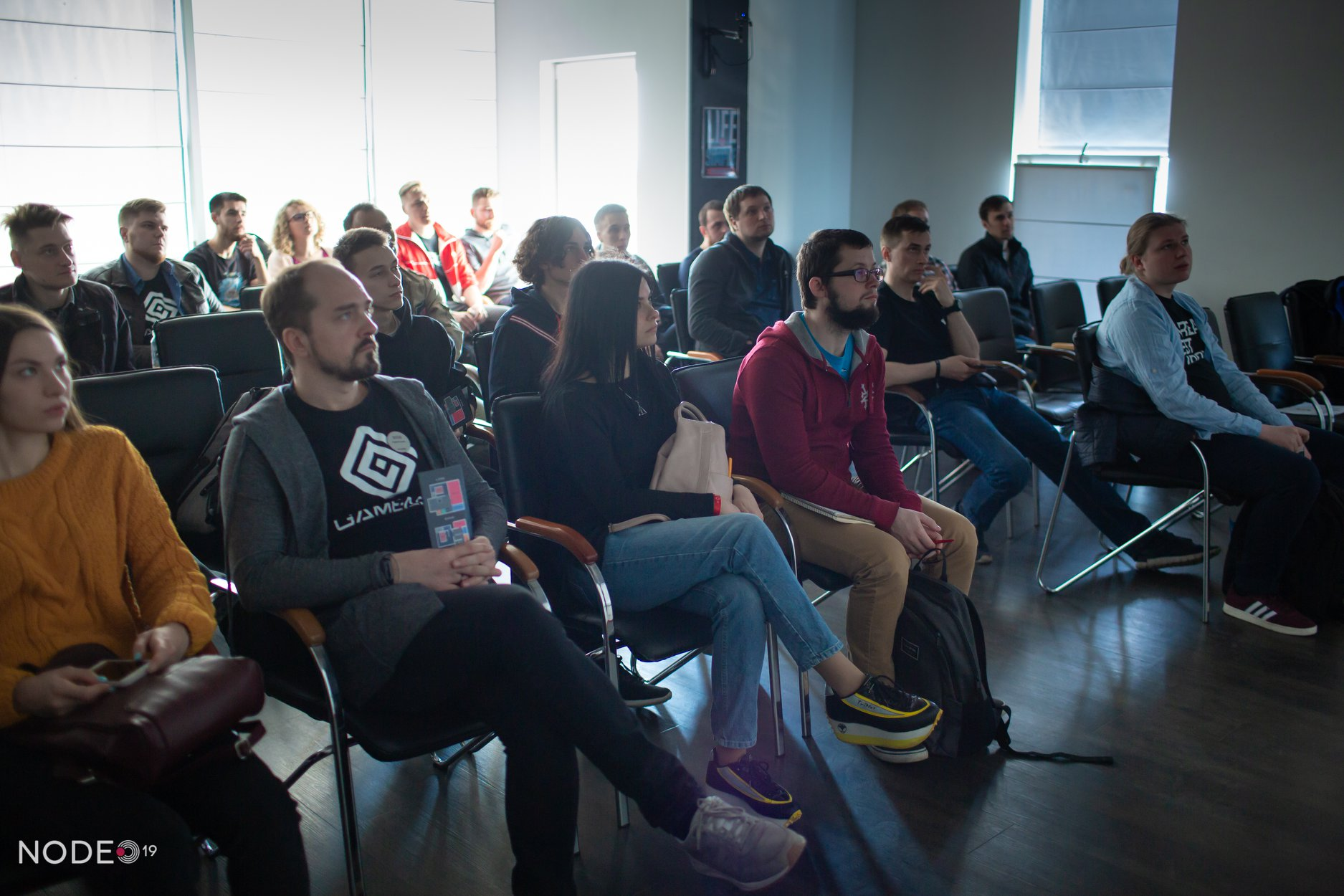 Game-Ace at Node Game dev connference 2019, photo 04