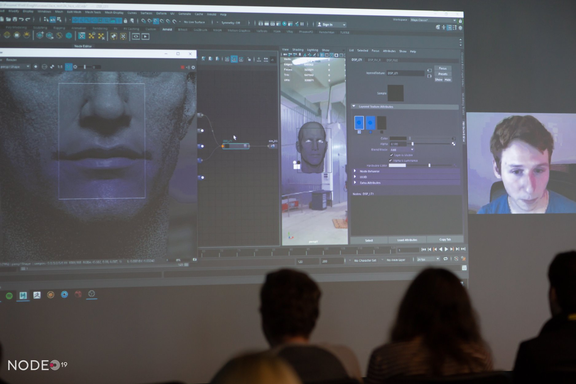 Game-Ace at Node Game dev connference 2019, photo 03