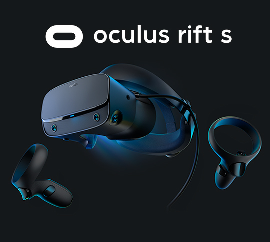Oculus Rift vs Oculus Rift S Headset Comparison