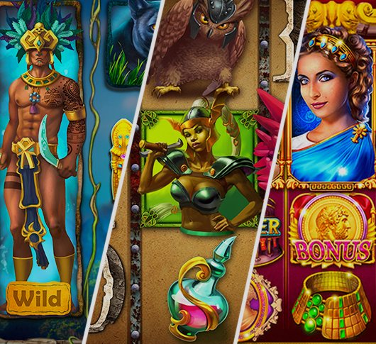 10 Types of Slot Assets in Online Casino Gaming
