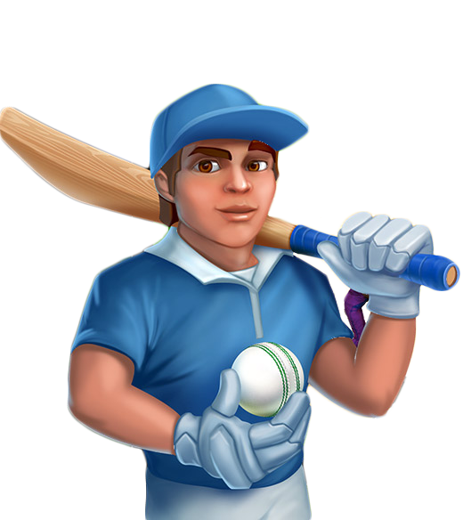 Cricket Game Developed by Game-Ace