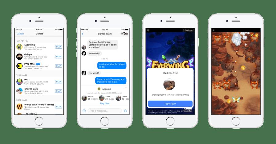 FB instant games