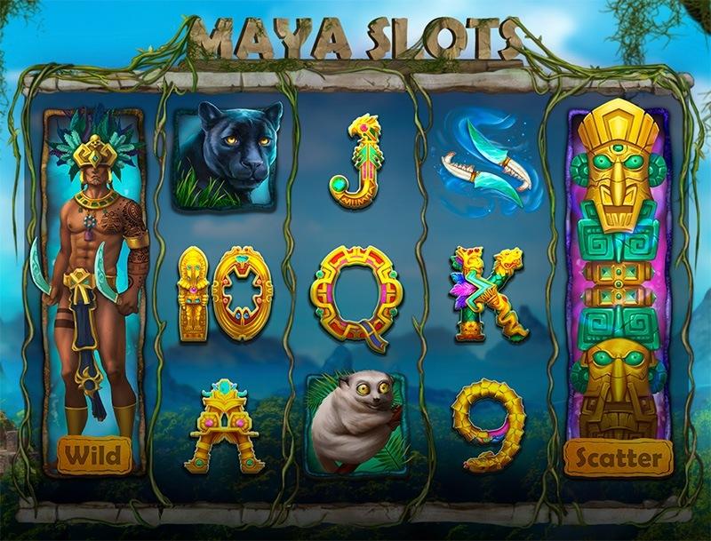 Maya slots