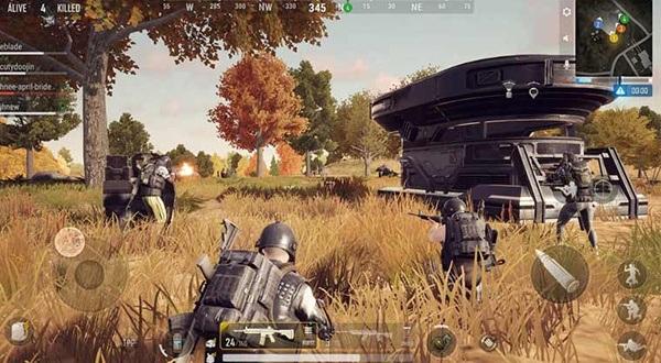 Unreal Engine Battle Royal
