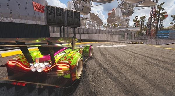 Unreal Engine Racing