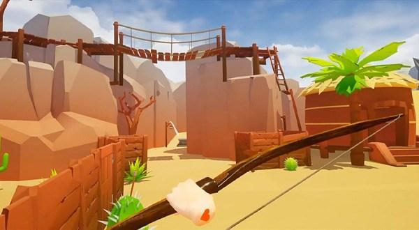 Unreal Engine Immersive (AR/VR) game