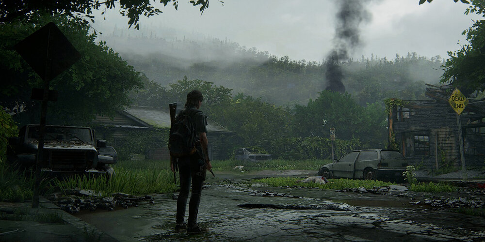 3d environment Last of Us-1